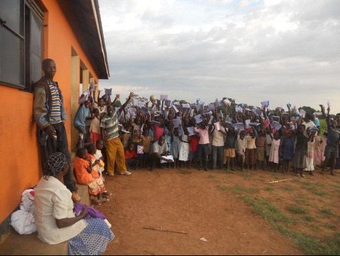 אריאל מליק - באוגנדה יחלו ליצור אנרגיה מפסולת אנושית