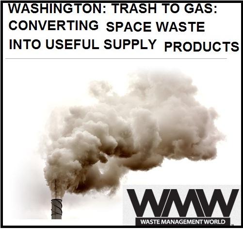 אריאל מליק - בוושינגטון החליטו להפוך אשפה לגז